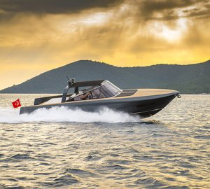 Alen Yacht 68 Motor Yacht IGUAZU launched in Turkey