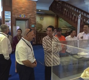 Successful participation of Gulf Craft in 2nd Indonesia Yacht Show