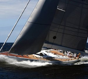 Honourable Mention for Nauta-designed SW 94 sailing yacht KIBOKO at ADI Compasso D'Oro Design Awards