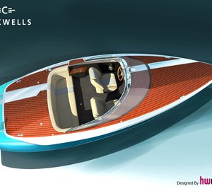 New Cockwells 650SR superyacht tender project unveiled by Henry Ward Design