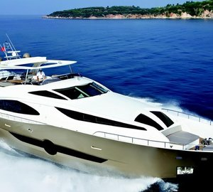 Numarine signs order for Numarine 102 motor yacht Hull #6