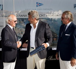 A great success of GRANDE ORAZIO and CAPE ARROW Yachts at 12th SWS Trophy