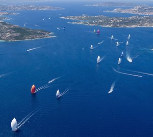 2014 Loro Piana Superyacht Regatta - Day One