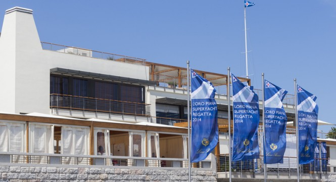 YCCS, Loro Piana Superyacht Regatta 2014 - ©Carlo Borlenghi/Superyacht Media
