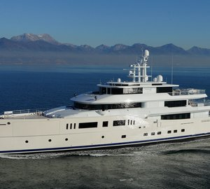 Perini Navi Group to display 73m Picchiotti motor yacht GRACE E at 2014 Monaco Yacht Show