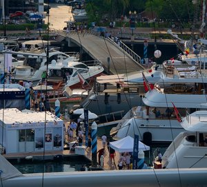 Singapore Yacht Show 2015 to be attended by debuts and returning brands
