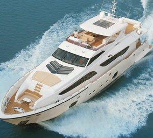 Asteria 108 motor yacht CONTESSA by Heysea Yachts