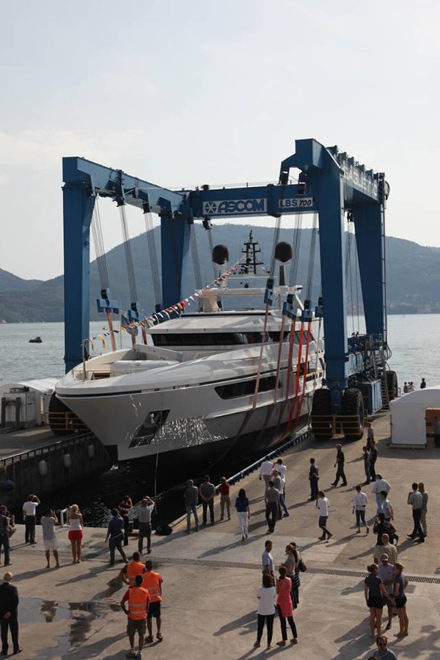 Baglietto Hull 10216 superyacht