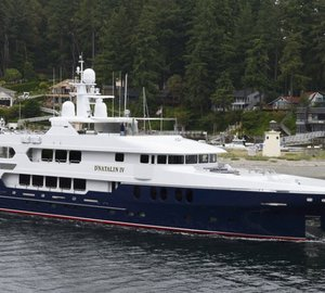 Christensen Shipyards announces delivery of 50m D'NATALIN IV Yacht