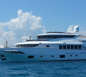First image of recently launched Filippetti Navetta 30 motor yacht GATSBY