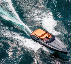 Exclusive preview of Frauscher 747 Mirage yacht tender at Cannes and Genoa Boat Shows