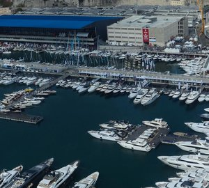Stands at Genoa Boat Show 2014 almost all booked