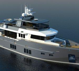 Luxury motor yacht Bering 75 by Bering Yachts