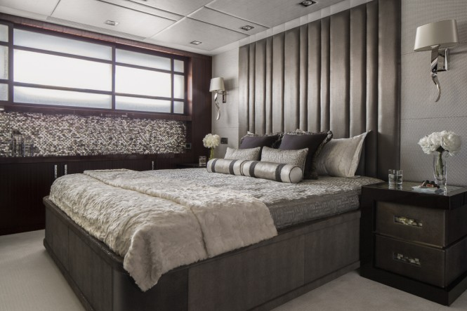Motor Yacht TURQUOISE - Double Guest Cabin
