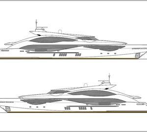Sunseeker International announces new 51m motor yacht '168 Sport Yacht'