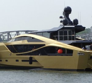Launch of Revolutionary Carbon Composite 48M SuperSport motor yacht PJ 265 announced by Palmer Johnson