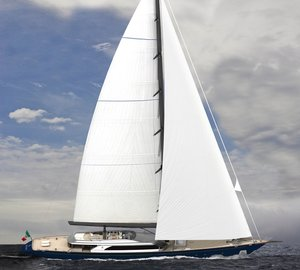 Perini Navi Group to debut second 60m series sailing yacht PERSEUS³ at Monaco Yacht Show 2014