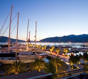 Porto Montenegro set to reinforce its position as Adriatic's leading luxury yacht homeport