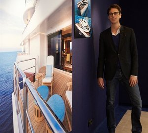 Interview of Yachting Pages with ShowBoats' Young Designer of the Year Raphael Laloux