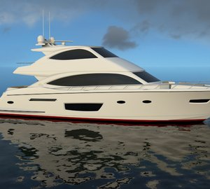 Newly launched motor yacht Viking 75 to be available for sea trials in September
