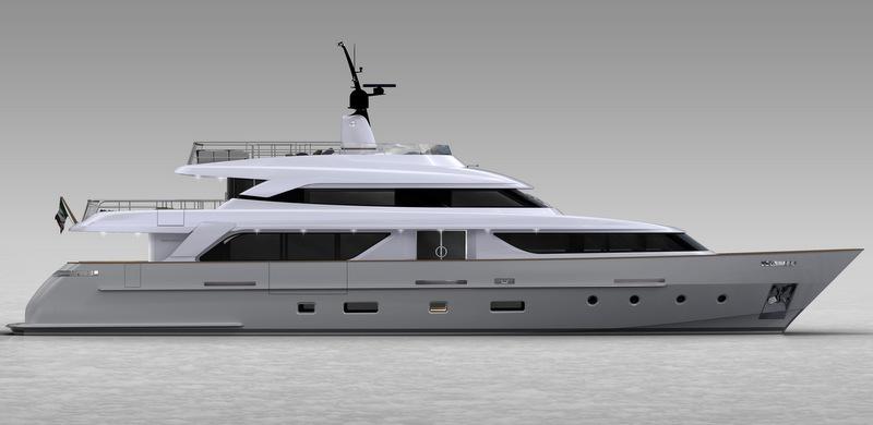 Sanlorenzo SD112 Yacht