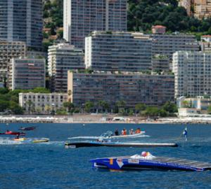 Inagural Solar1 Monte Carlo Cup world solar boat championship a Huge Success