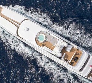 H2 Yacht Design nominated for IY&A Award 2015 with motor yacht Turquoise