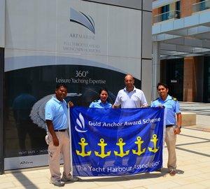 ART Marine's Al Bandar Marina receives TYHA's Top Award