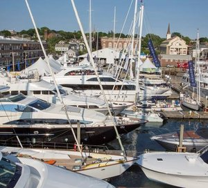 A very successful Newport Charter Yacht Show 2014