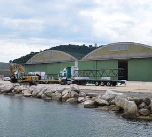 IMS Shipyard to announce official opening date for its IMS 700 site at Monaco Yacht Show 2014