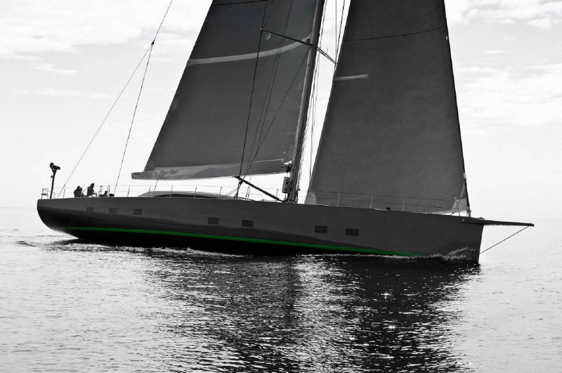 Baltic 108 super yacht WinWin by Baltic Yachts