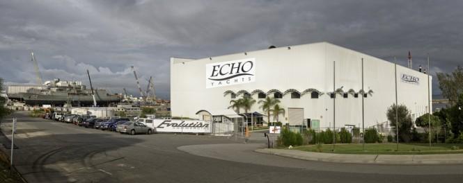Echo Yachts - Sheds