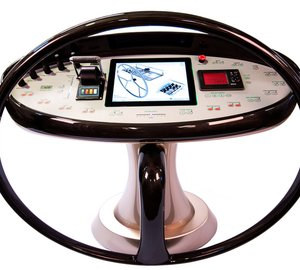 Exterior helm stations for superyachts by IMED to be showcased at Monaco Yacht Show 2014