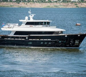 Latest photos of Fifth Ocean 24 motor yacht DESTINY