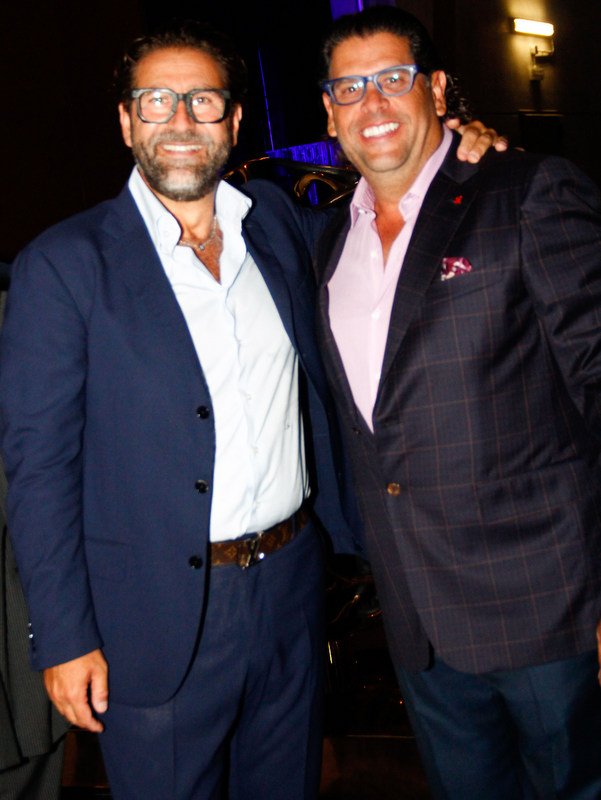 Giovanni Constantino and Ralph Navarro