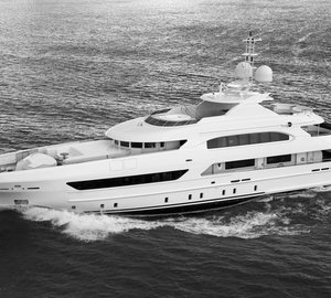 Heesen Yachts announces delivery of Y/N 16847 motor yacht Elena (Project Margarita)