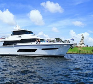 Horizon Yachts announces launch and delivery of first V80 motor yacht THE ONE