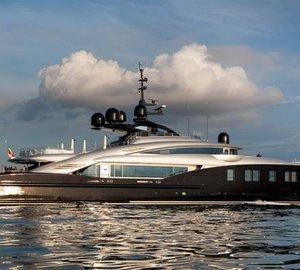 Delivery of ISA 66M Granturismo motor yacht OKTO