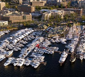 Numbers Up at Seattle's 36th annual Lake Union Boats Afloat Show