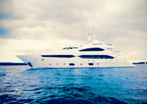 Luxury yacht THUMPER will be on display with Sunseeker at the Monaco Yacht Show