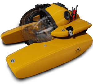Triton Submarines to introduce new Triton 1000/3 LP submersible at 2014 Monaco Yacht Show