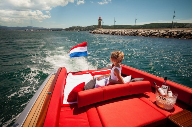 Osprey 38 Yacht Tender by Wajer & Wajer and Vripack - Photo by Hunk de Kock