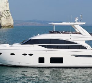 Princess Yachts to attend 2014 PSP Southampton Boat Show