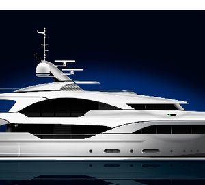 Dorries Yachts to present preliminary design for a 48m Yacht at MYS 2014