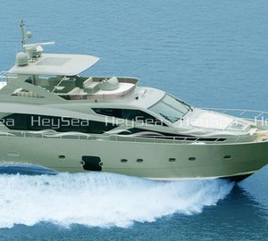 Heysea Yacht Group to launch motor yacht Heysea82 at Yacht CN 2014 – Nansha Bay International Boat Show