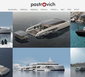 New website launched by Pastrovich Studio