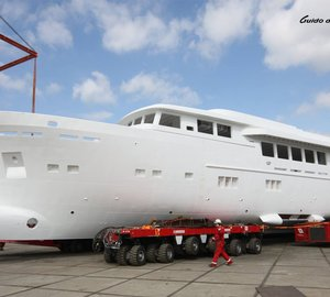 Guido de Groot Design working on several Wim van der Valk Continental series yachts