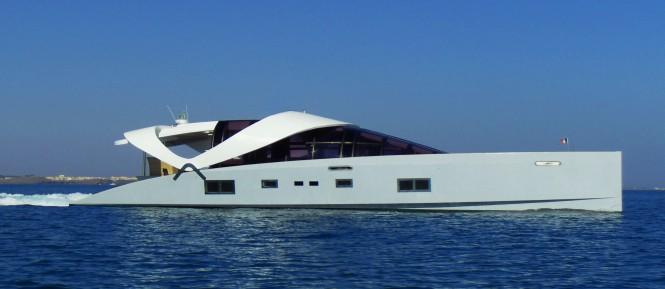 AIR 77 Yacht - Profile