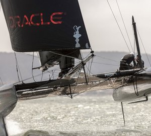 America's Cup: AC45s to be modified into fully foiling catamarans