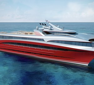 BMT Nigel Gee to launch motor yacht Project L3 at this week's Monaco Yacht Show